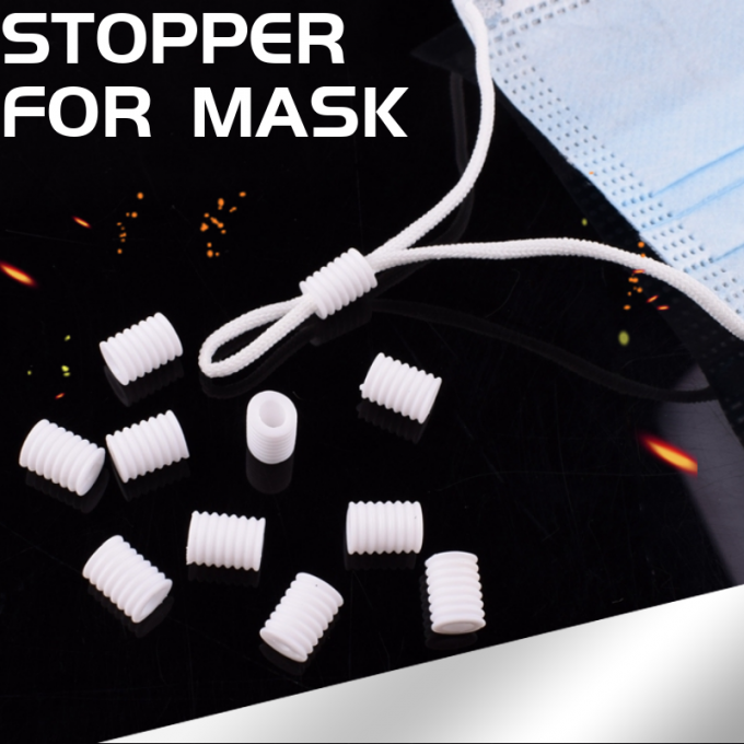 white mask stoppers